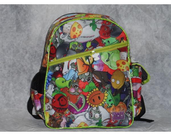 Mochila Plantas Vs Zombies 1726 Cafersticky Toys And Backpacks